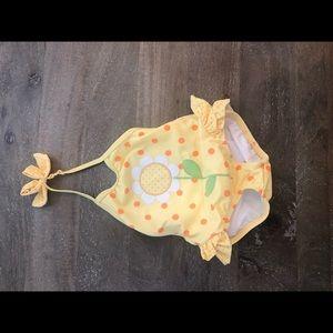 Gymboree baby swim suit